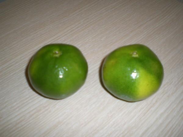 Chinesische Mandarinen