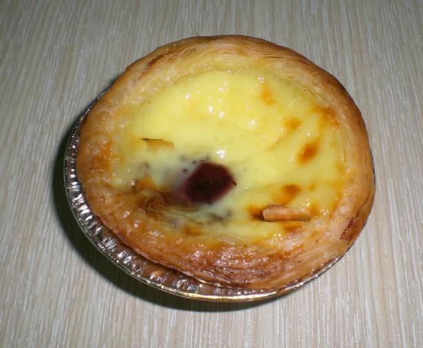 leckerer Pudding-Kuchen