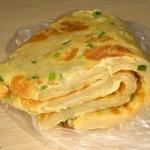 leckeres Omelett (Preis ca. 0,4 Euro)