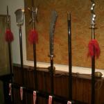 Die Waffen der Shaolin Kämpfer