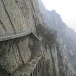 Der Weg durch die Berge