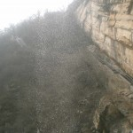Der Luya-Wasserfall