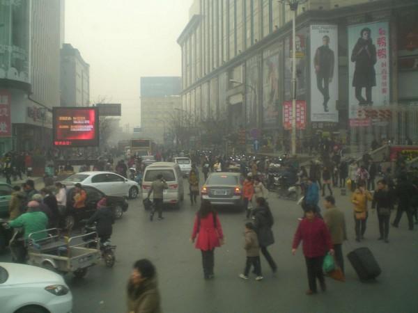 Verkehr in Zhengzhou