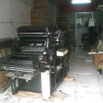 Papier-Verkäufer in Xi'an