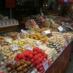 Essen im muslimischen Viertel in Xi'an