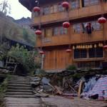 Der Ort Pingan