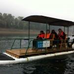 Boots-Tour auf dem Fluss Li bei Guilin