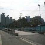 Mein Weg ins Büro in Shanghai