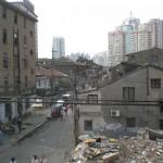 Ein typisches Bild in China, egal wie groß die Stadt ist.