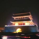 Xian bei Nacht