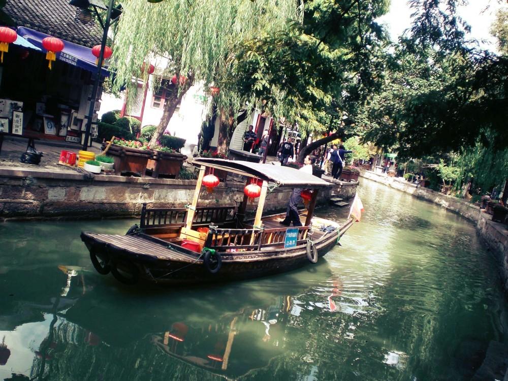 Das faszinierende Venedig Chinas: Zhujiajiao