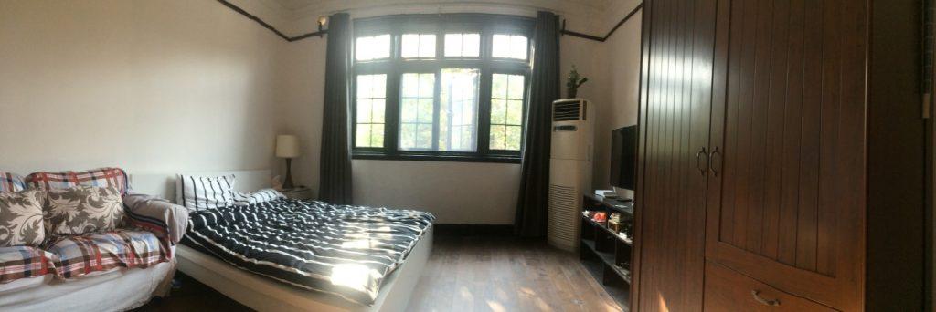 Meine erste Wohnung in Shanghai