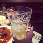 Bierglas 0.5l (Hoegarden)