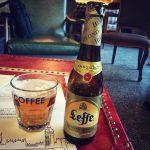 Belgisches Leffe Bier