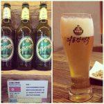 Nordkoreanisches Bier