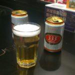 Vietnamesisches Bier in Shijiazhuang