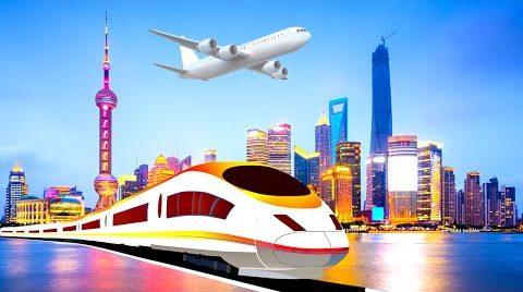 Chinas aktuelle Mega-Projekte: größer, höher, schneller